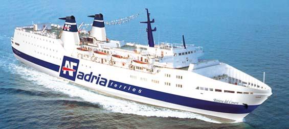 Schiffe Riviera del Cònero